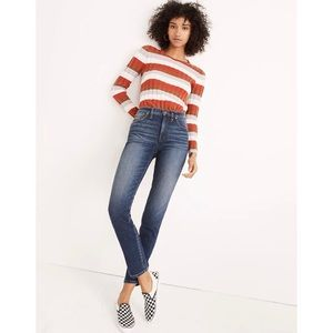 Madewell Slim Straight Jeans (size 30)
